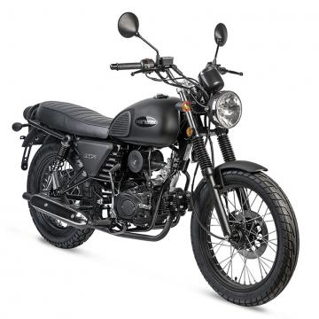 50cc retromoped