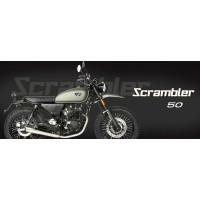 Hanway Scrambler 50cc