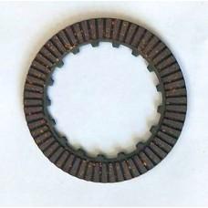 Clutchlamell, liggende kinamotor, 50-125cc