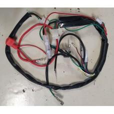 Ledningsnett, 50-150cc kinamotorer