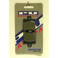 Aprilia RS/RX 50, bremseklosser bak