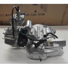 Atv 125ccm motor m. revers