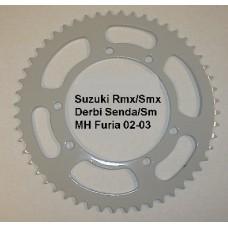 Derbi Senda/Sm, bakdrev, 428