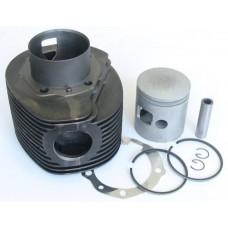 Vespa 200, Athena 210cc sylindersett